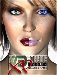 V3 Xtreme Close Up Xpansion Pack