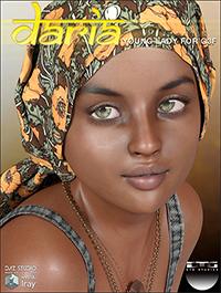 DTG Studios' Daria for G3F by DTHUREGRIF
