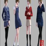 GaoDan School Uniforms 20 by gaodan