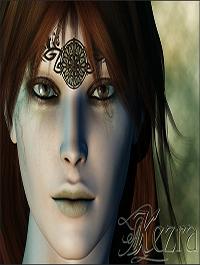 Kezra for V4.1 by surreality