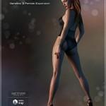 Killer Legs 2.0 Morphs for Genesis 3 Female(s) (Expansion)
