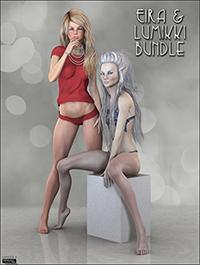 LY Eira and Lumikki Bundle