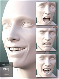 Genesis 8 Male Expressions