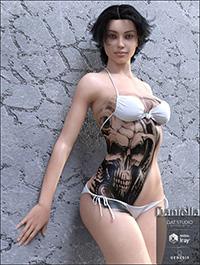 Daniella for Genesis 8 Female
