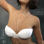Body Chain for Genesis 3 Female by xtrart-3d