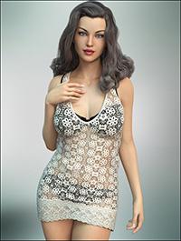 FWSA Jaelyn HD for Genesis 8 Female
