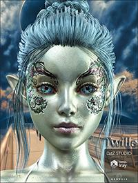 Twille for Genesis 3 Female