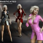 Sophistication for the G3 and G8 Females by RPublishing