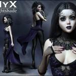 NyX Nightshade by Rhiannon