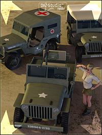 WWII Jeep Plus