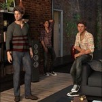 Men of Confidence Poses for Genesis 8 Male and Lucas 8
