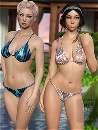 Vacation for Classic Bikini by Silver