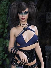 Rhoswyn for Genesis 8 Female by Silver