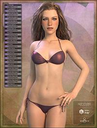 Genesis 8 Female Body Morph Resource Kit 3