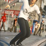 Skate Park Outfit for Genesis 2 Male(s)