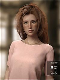 Vivienne for Genesis 3 & 8 Female(s)