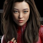 Michiko HD for Genesis 8 Female