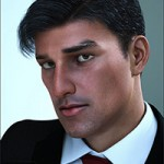 Giovanni for Genesis 3 and 8 Male(s)