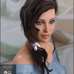 Orphelia Hair for Genesis 3 and 8 Female(s)