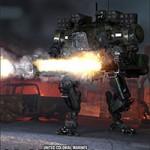 LG09 Combat Mech