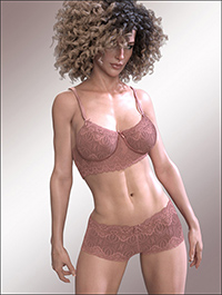 X-Fashion Intimates for Genesis 8 Female(s)
