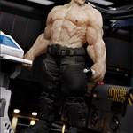 Biggun for Genesis 8 Male