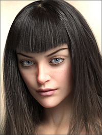 Donna HD for Genesis 8 Female