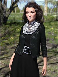 dForce All Seasons Outfit for Genesis 8 Female(s)