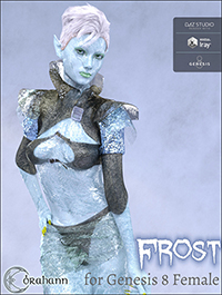 Frost for Genesis 8 Female by brahann