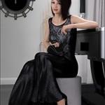 dForce State Dinner Dress for Genesis 8 Female(s)