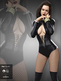 Dark Princess for Genesis 8 Female(s)