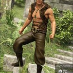 Havoc Outfit for Genesis 3 Male(s)