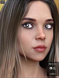 Carolina HD for Genesis 8 Female