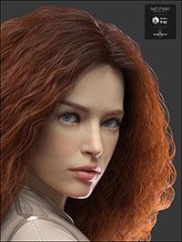 Queenie HD for Genesis 8 Female