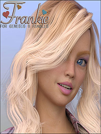 Frankie for G8F by 3DLoki