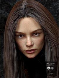 Rhogue HD for Genesis 8 Female