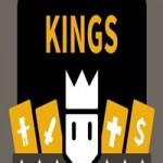 Kings Card Swiping Decision Game Asset