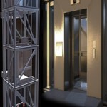Moving Elevator System (Fully functional)