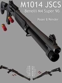 M1014 JSCS (Benelli M4 Super 90)