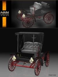 1908 Motor buggy
