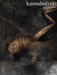 Komododreki - The Komodo Dragon HD