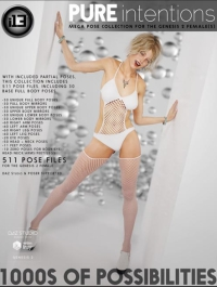 i13 PURE INTENTIONS Pose Collection