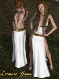Lamore Gown V4-A4-G4