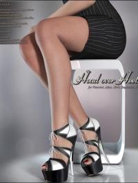 Head Over Heels V4/A4/G4