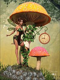 DM's Fairy Clock