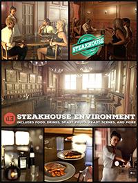 i13 Steakhouse Environment