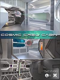 Cosmic Crew Cabin