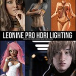 LY Leonine Pro HDR Lighting