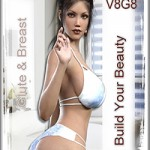 Build Your Beauty -Breast and GluteHip V8/G8 by LUNA3D