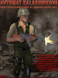 Avtomat Kalashnikova by Cybertenko